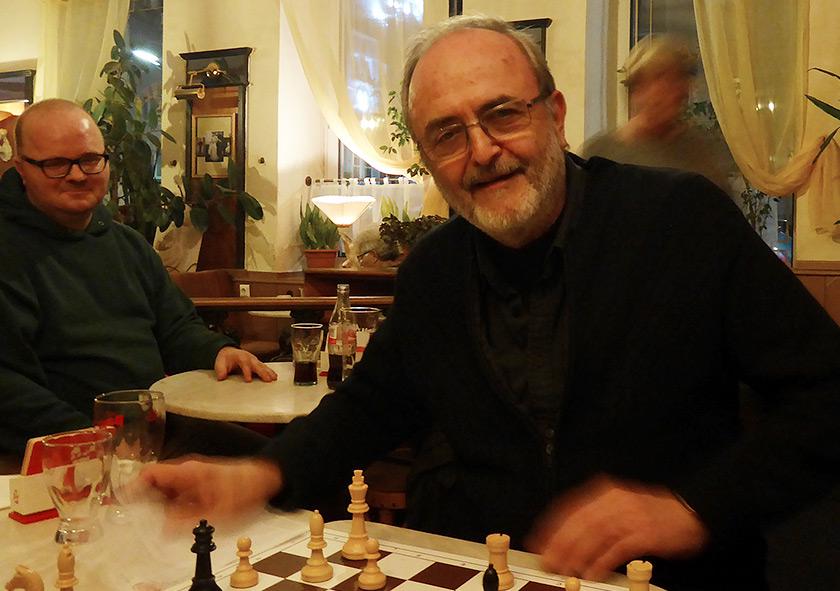Werner aus Wien (A)