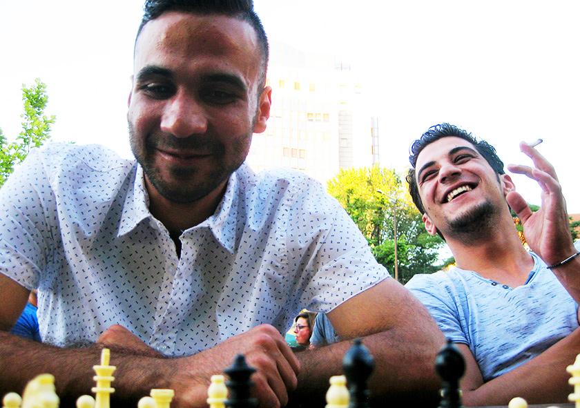 Ahmad aus Damaskus (SYR)