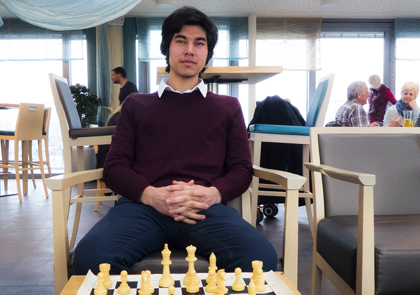 Ali aus Balkh (AFG)