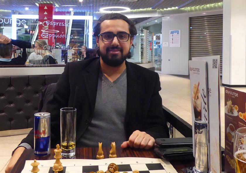 Samer aus Nassiriya (IRQ)