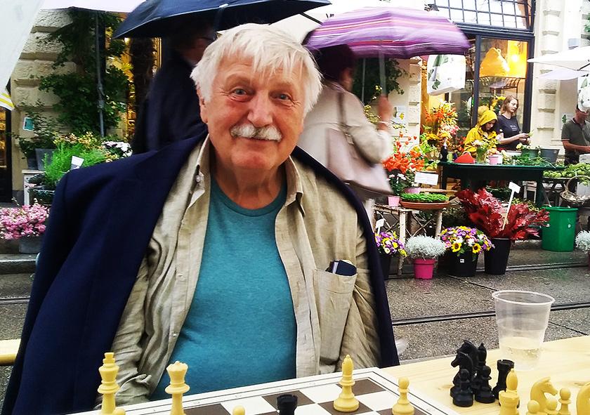 Franz aus Wien (A)