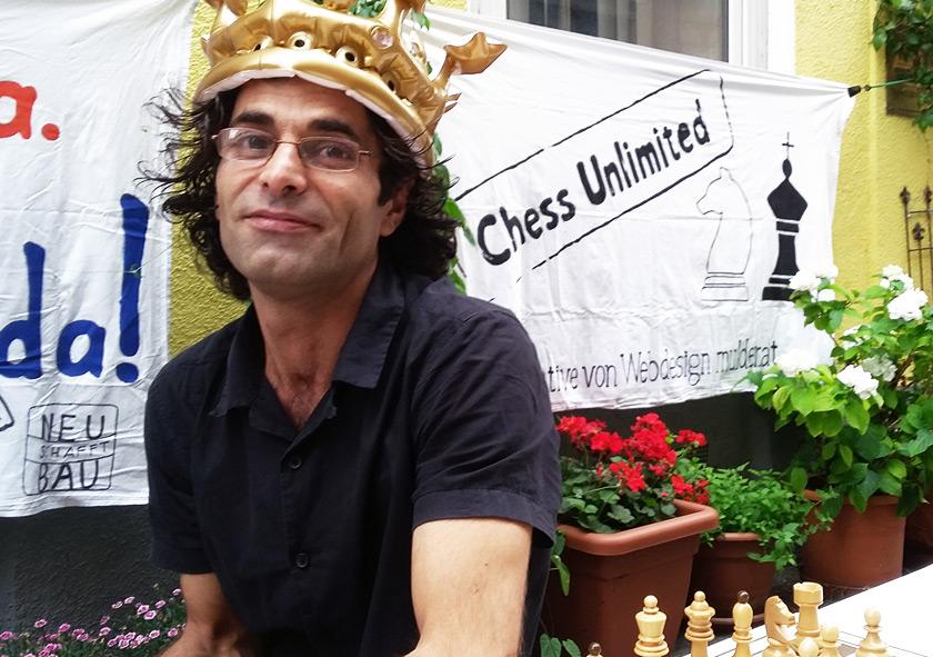 Mohammad aus Teheran (IRN)