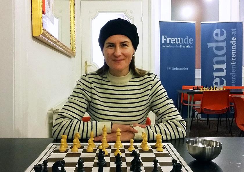 Susana aus Oviedo (ESP)